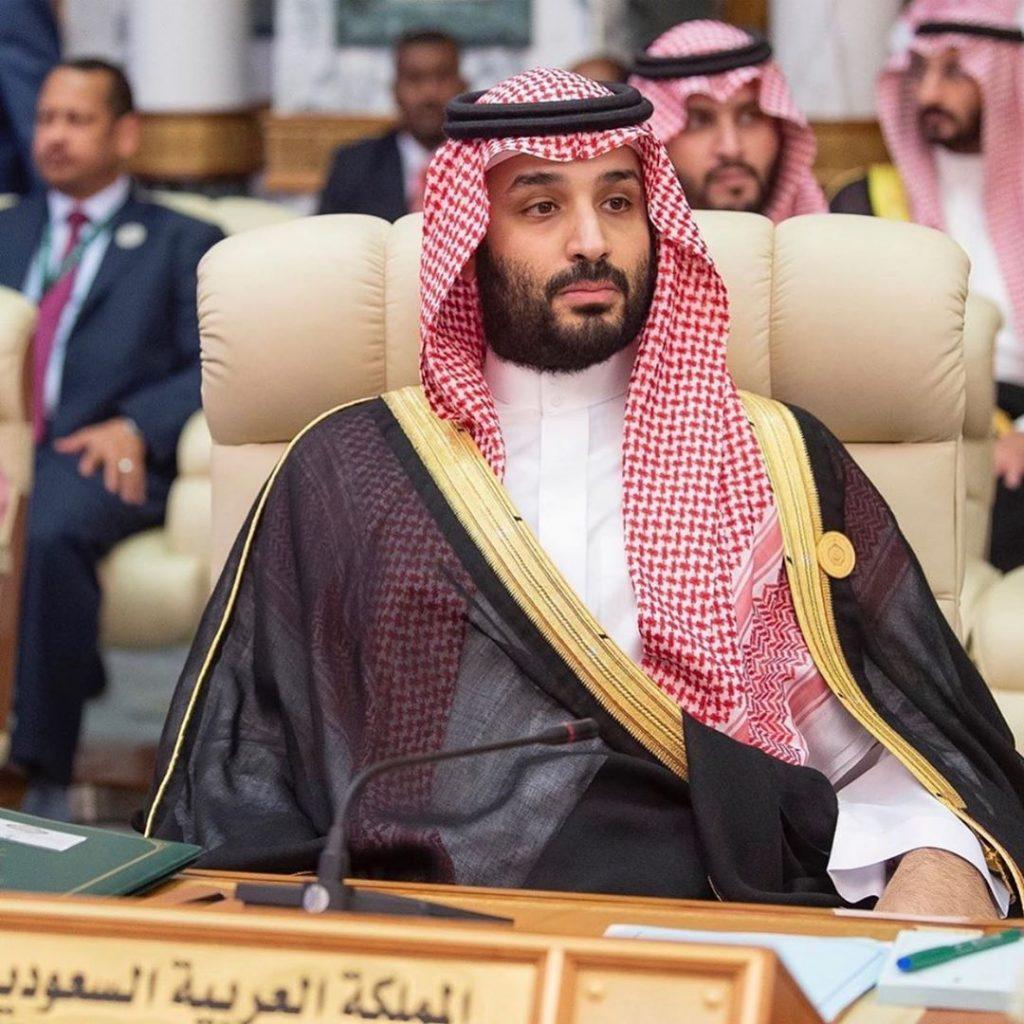príncipe Arabia Saudita