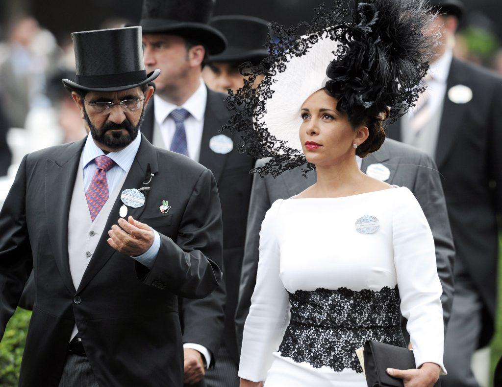 Emir Dubái Royal Ascot