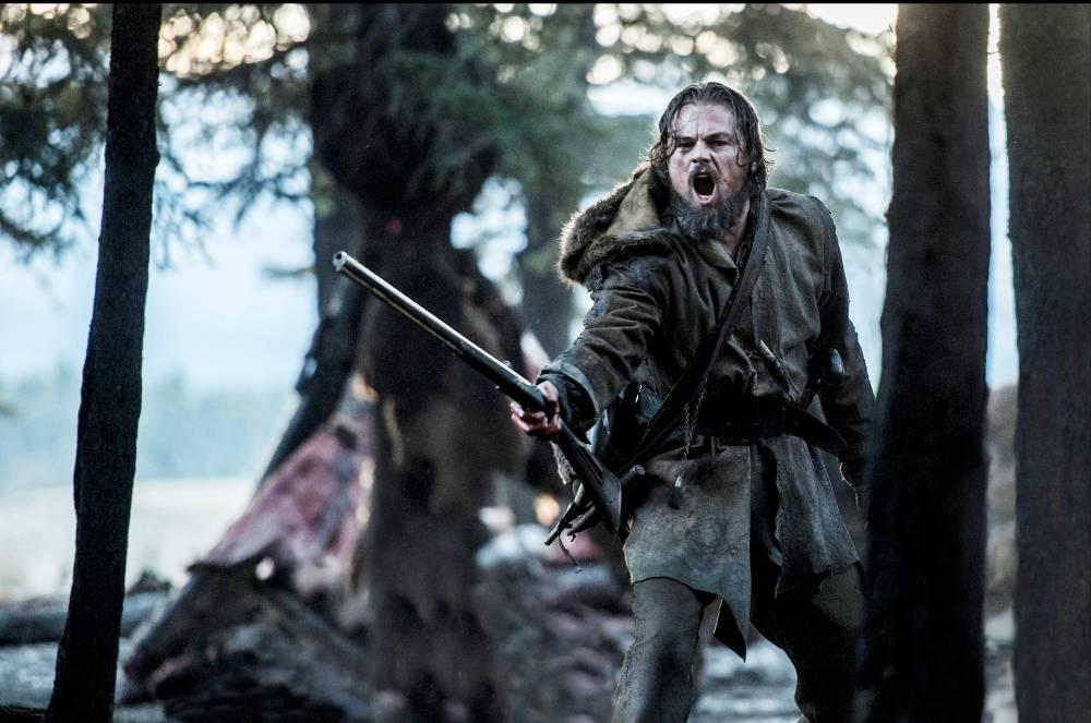 DiCaprio el renacido