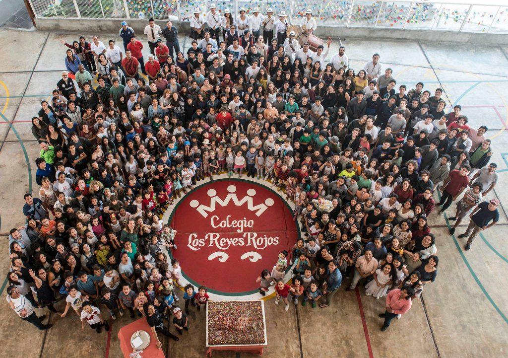 Colegio Reyes Rojos