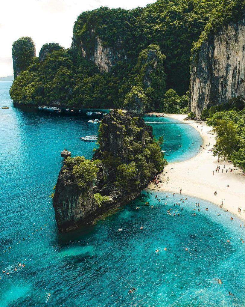 tailandia turistas destinos