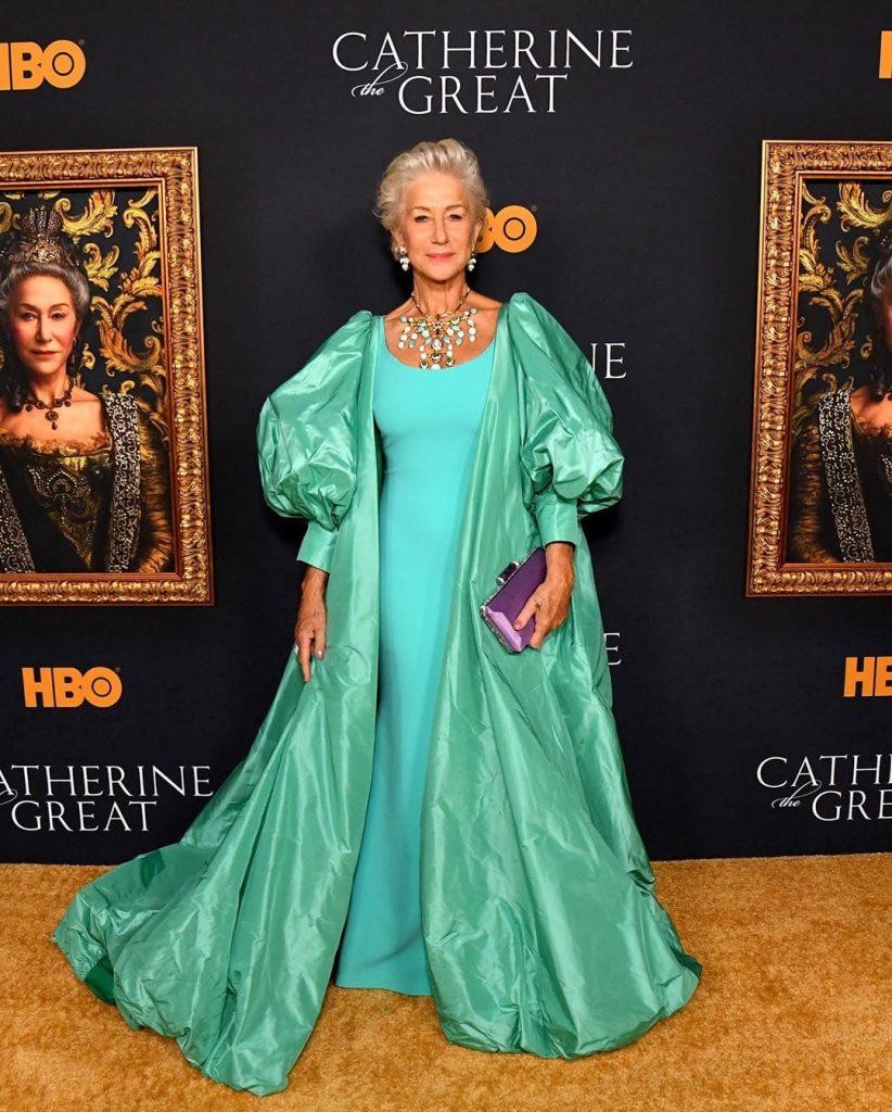 Catalina La Grande Helen Mirren (1)