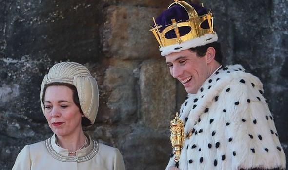 The Crown tercera temporada (1)
