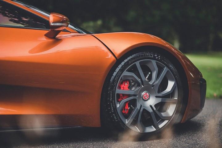 jaguar automóvil 1