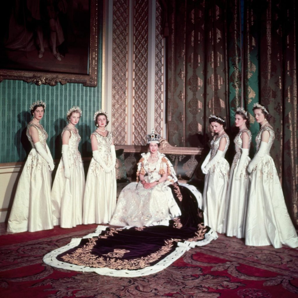 princesa alexandra boda real Flora 999