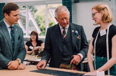 Príncipe Charles moda