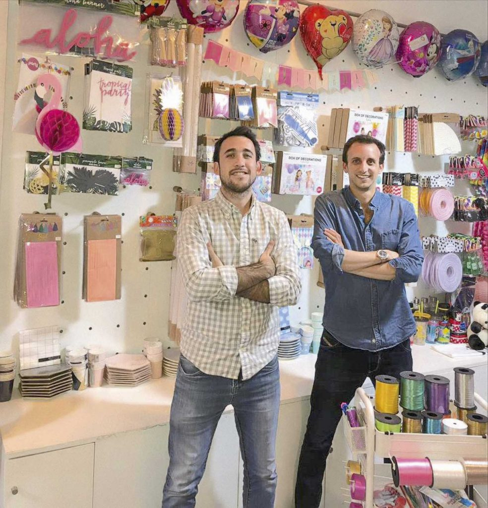 Andrés Pastor y Rafael Bentín