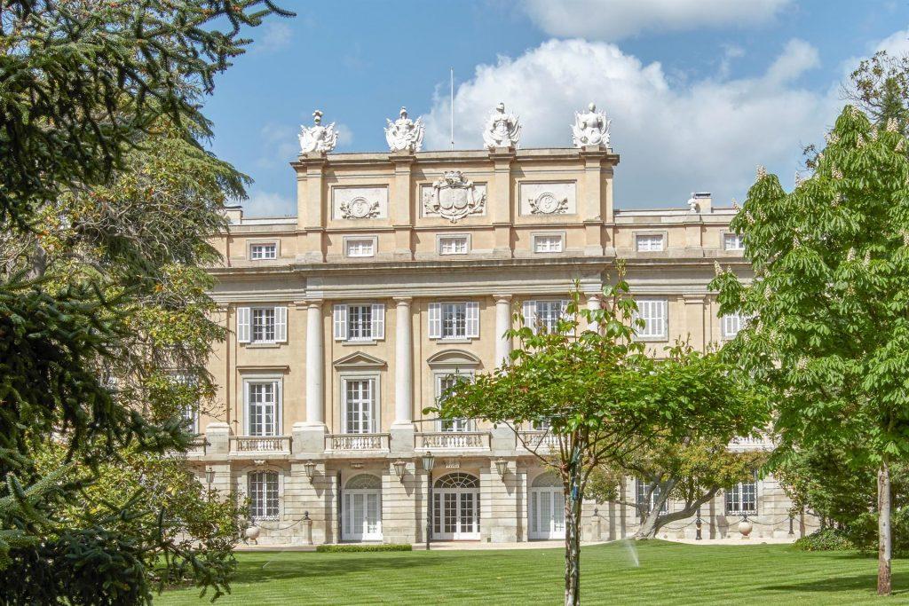Palacio de Liria Casa de Alba