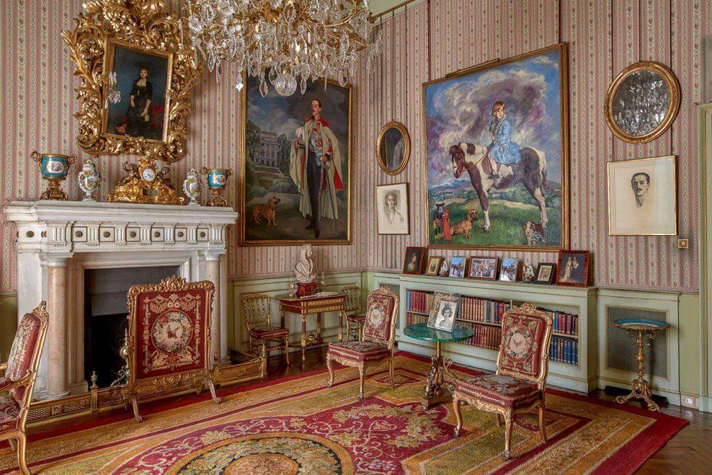salón zuloaga palacio de liria