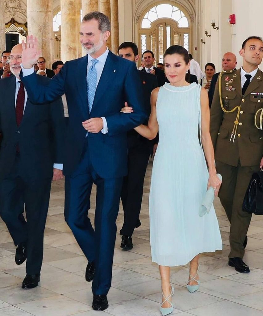 Letizia España Cuba (1)