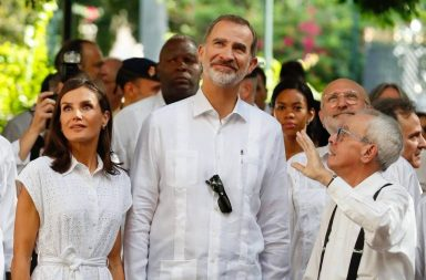 reyes españa la habana letizia