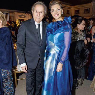 Armando Arana y Marcela Ganoza.