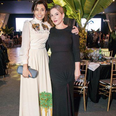 Carmen de Osma e Iliana Lolas.