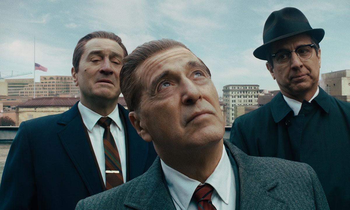 """Robert De Niro y Al Pacino en """"El Irlandés"""" de Martin Scorsese"""