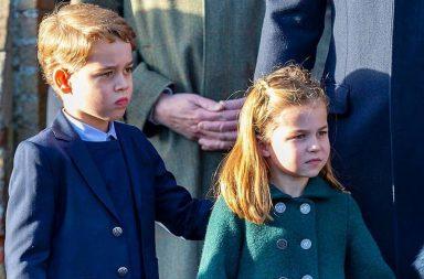 princesa Charlotte Príncipe George realeza (2) (1)