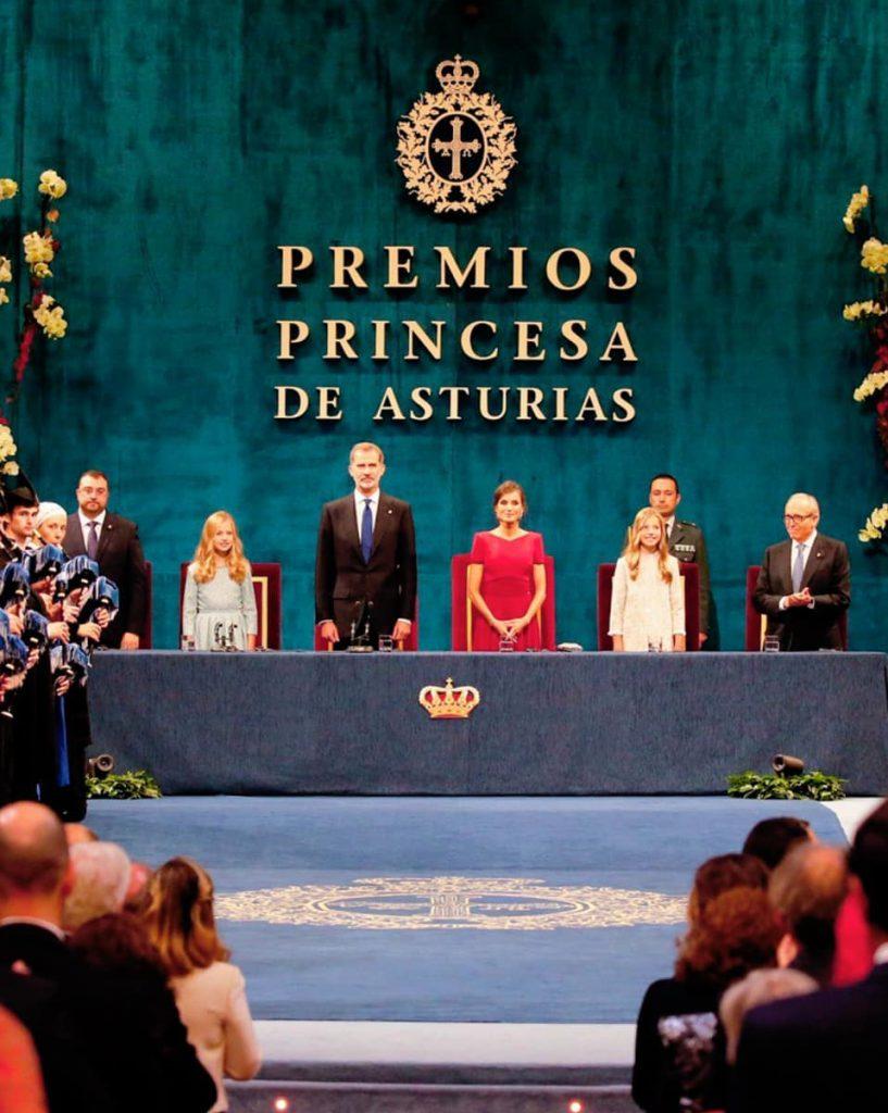 Agenda Royal 2020 príncipe princesa (2)