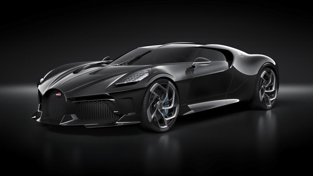 bugatti auto 2020