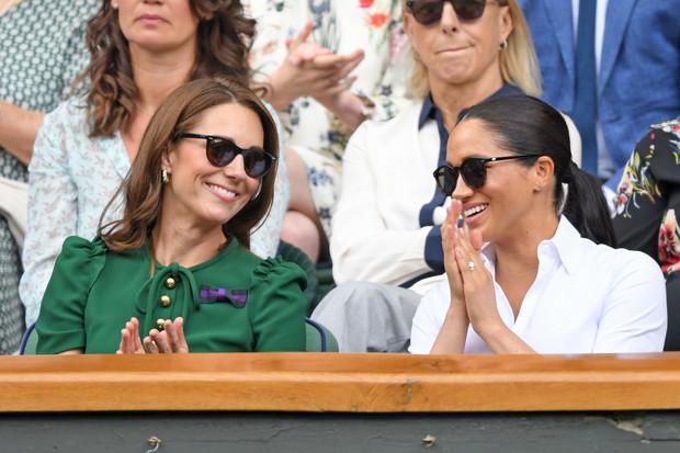 Kate Middleton Harry Meghan 1