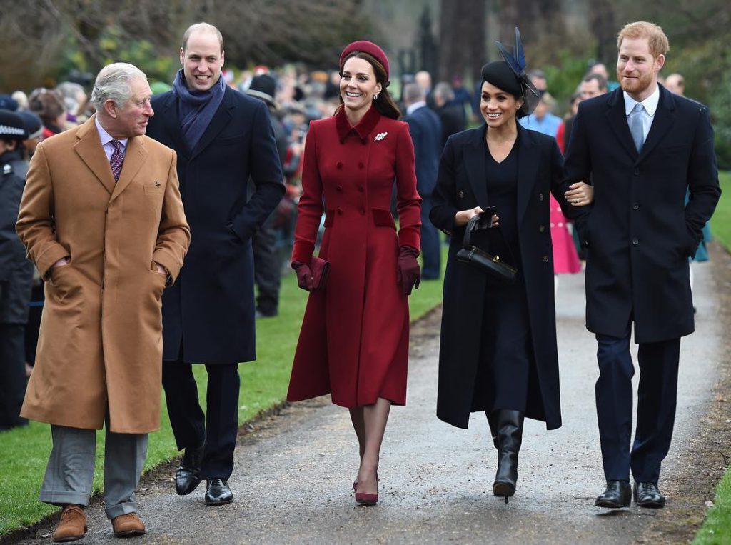 Kate Middleton Harry Meghan 2