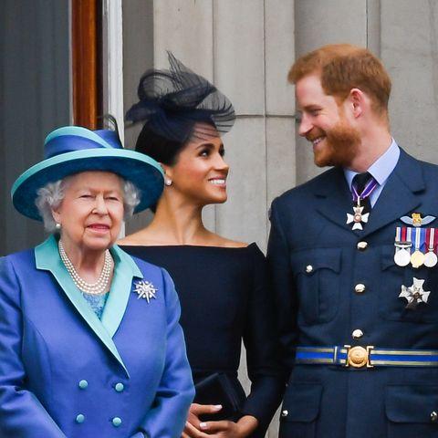 Harry queen Meghan