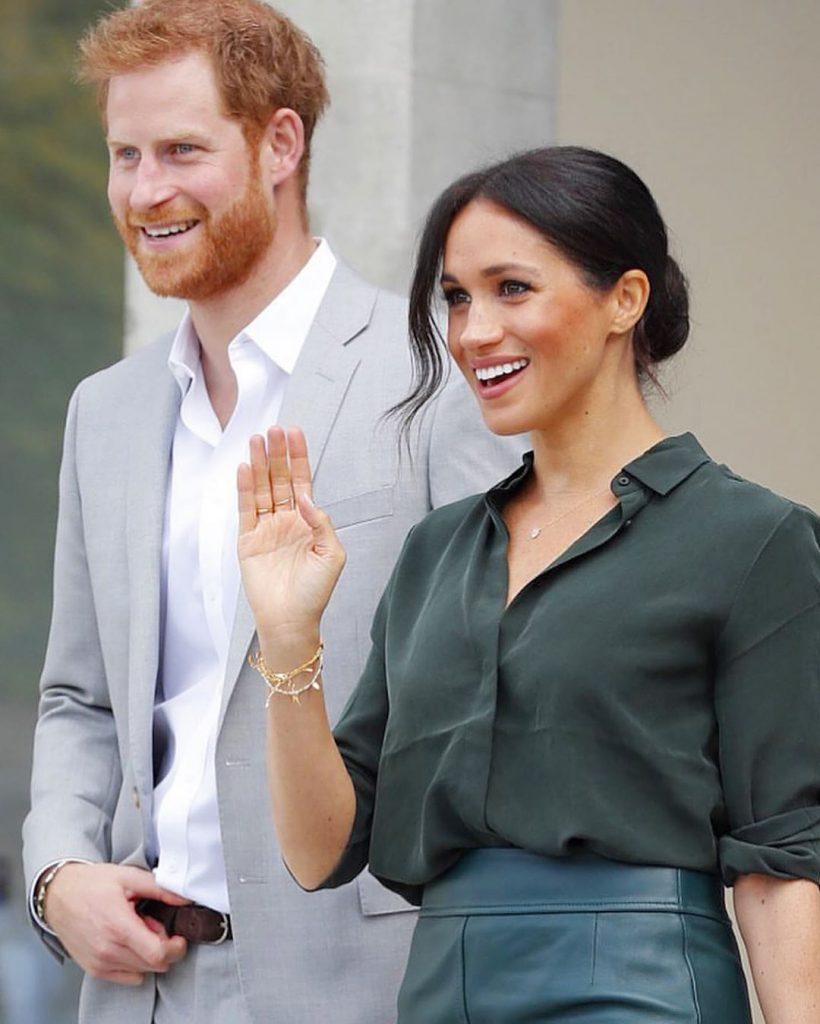 Meghan Markle príncipe Harry Duques de Sussex 3