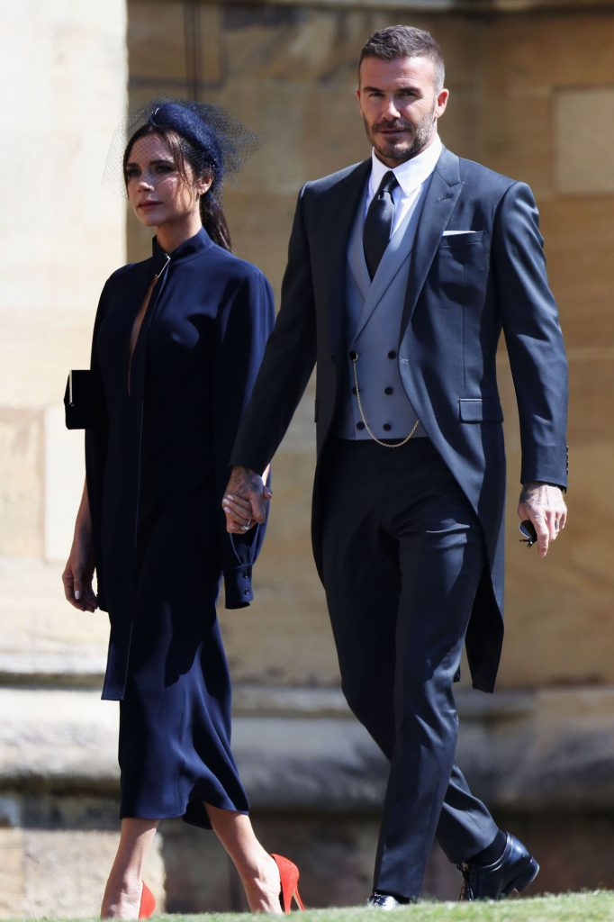 meghan markle príncipe harry duques de sussex Beckham