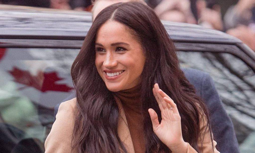 Meghan Markle duquesa de Sussex Príncipe Harry Canadá