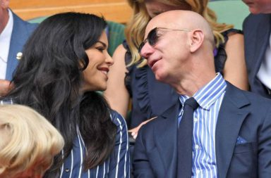 Jeff Bezos Lauren Sanchez Amazon 5