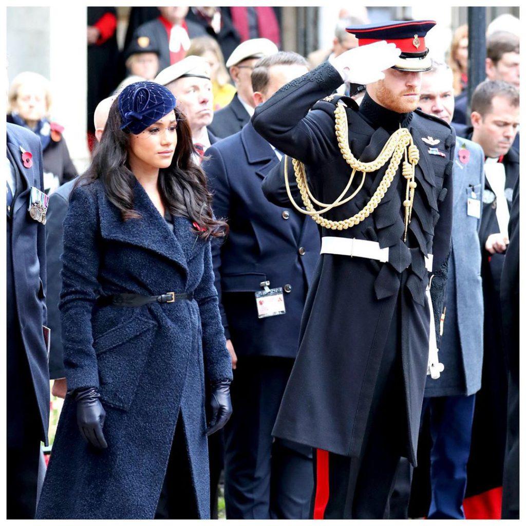 meghan markle duquesa de Sussex príncipe Harry trabajo 1 (2)