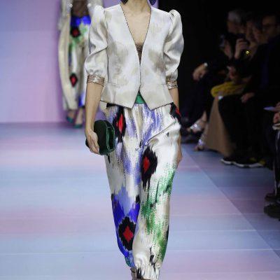 Paris Fashion Week Armani (1)