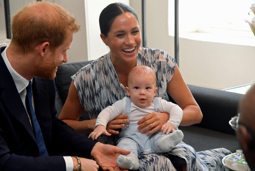 Meghan Markle Kate Middleton madre primeriza
