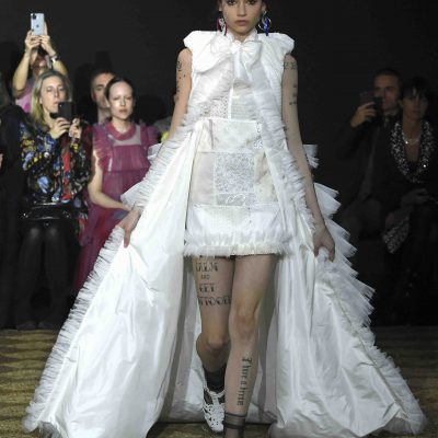 Viktor & Rolf Paris Fashion Week Alta Costura
