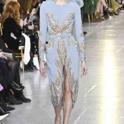 Elie Saab Paris Fashion Week 2020