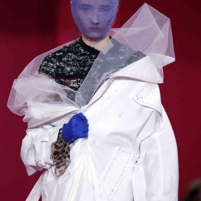 Maison Margiela Paris Fashion Week Haute Couture