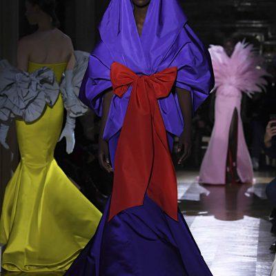 Valentino Paris Fashion Week Alta Costura