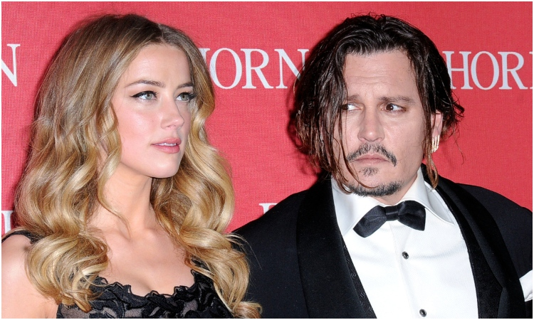 Parejas tóxicas: Amber Heard / Johhny Depp
