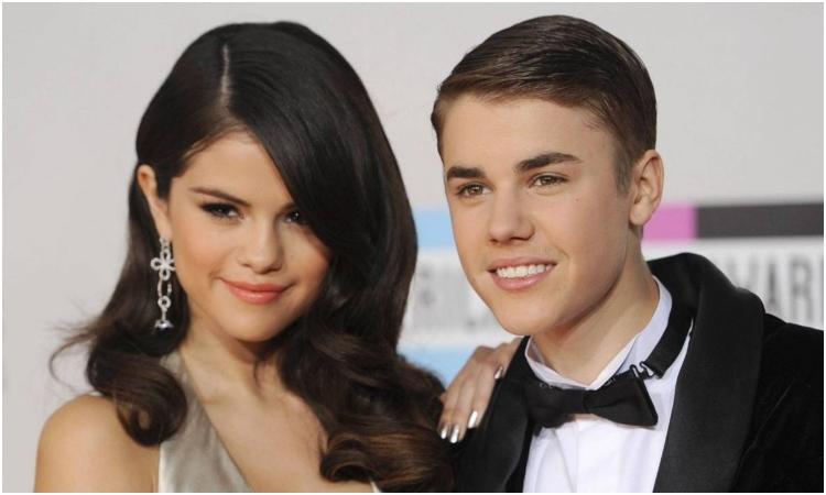 Selena-Gomez y Justin-Bieber