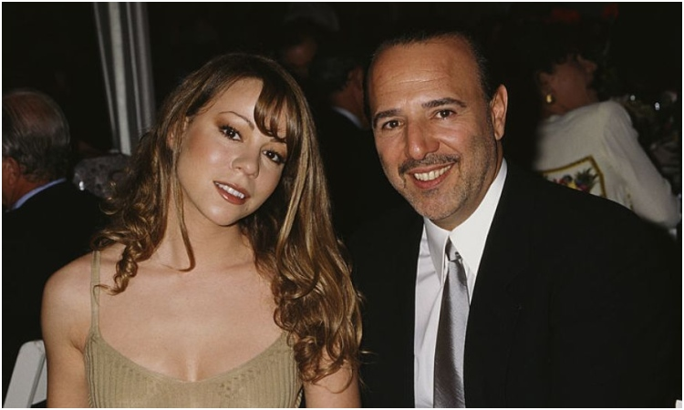 Mariah-Carey y Tommy-Mottola