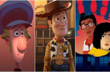 Oscar Nominadas Películas animadas