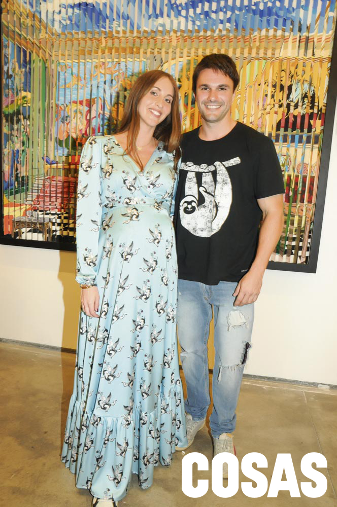 Andrea Gallese y Alonzo Vega