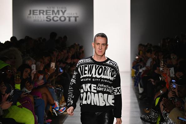 Jeremy Scott - Runway - February 2019 - New York Fashion Week: The Shows