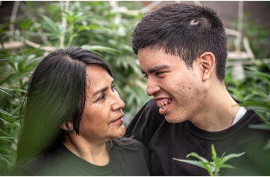 Marihuana Medicinal: Ana Álvarez y Anthony