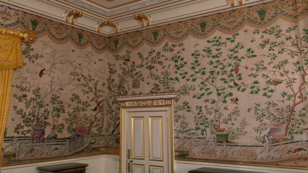 Palacio de Bukingham Tapiz