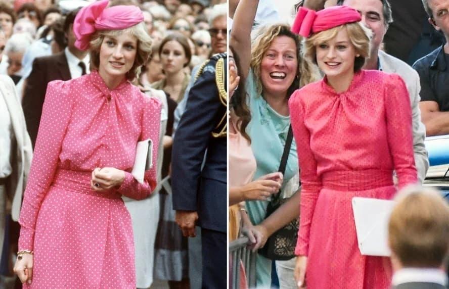 The Crown cuarta temporada princesa Diana (1)