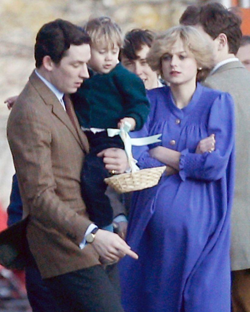 The Crown cuarta temporada princesa Diana (4)