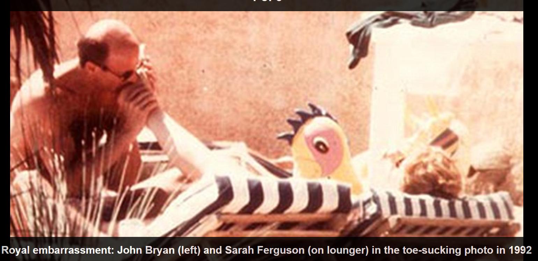 Sarah Ferguson John Bryan