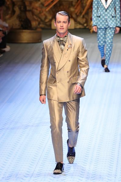 George Blandford Pasarelas Dolce & Gabbana