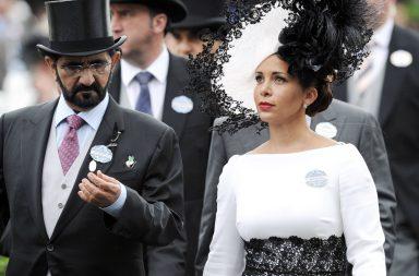 emir de dubái princesa Haya