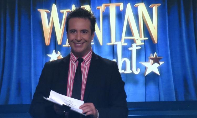 Carlos Carlín en Wantan Night