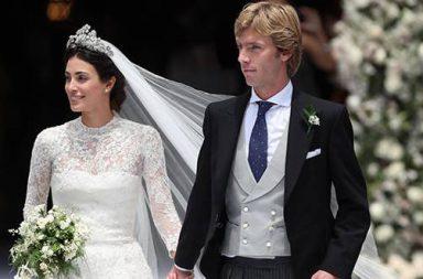 Sassa de Osma Christian de Hannover boda (1)